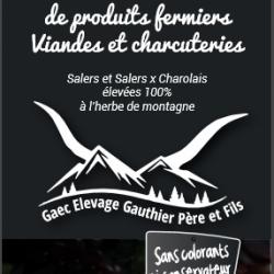 logo de Gaec Elevage Gauthier Pére et Fils