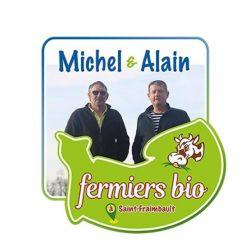 logo de Michel et Alain Fermiers Bio