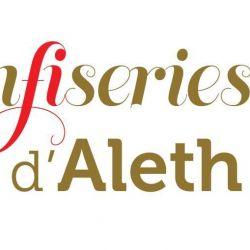 logo de LES CONFISERIES D'ALETH