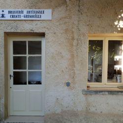 logo de Brasserie Artisanale Chante Grenouille