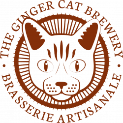 logo de The Ginger Cat Brewery (Brasserie Artisanale)