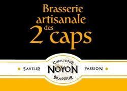 logo de Brasserie artisanale des 2 caps